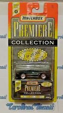 Matchbox Premiere Collection World Class Series-4 (green) MITSUBISHI SPYDER ~ U6