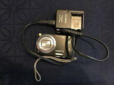 Panasonic LUMIX DMC-TZ18 14 MP Digitalkamera - Schwarz - mit 16 GB Karte