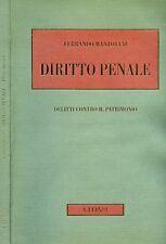 Mantovani # DIRITTO PENALE # CEDAM 1995 *