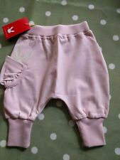 No Added Sugar Baby Trousers Pink Bunny 3 Months 6 Months
