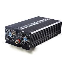 Solartronics Spannungswandler 24V auf 230V 600W 1200W mod. Sinus  Wandler DC AC