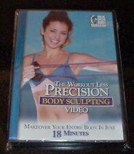 The Workout Less Precision Body Sculpting Video / 2007