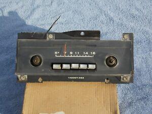 1967 Plymouth Fury AM radio