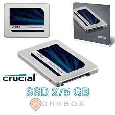 """Crucial CT275MX300SSD1 MX300 SSD Interno da 275 GB, SATA da 2.5"""""""
