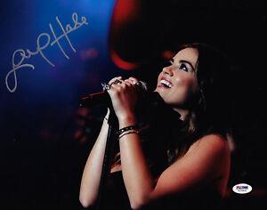 Lucy Hale Autographed 11x14 Photo Signed - Pretty Little Liars PSA/DNA COA 28