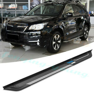 fits for Subaru forester 2014-2018 side step Running board nerf bar 2pcs