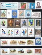 ARGENTINE / ARGENTINA 1983 - COMMEMORATIFS (41v + 1 Bloc)
