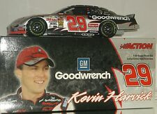 2004 KEVIN HARVICK #29 GM GOODWRENCH AUTOGRAPHED 1/24 CAR RARE SHIPS FAST