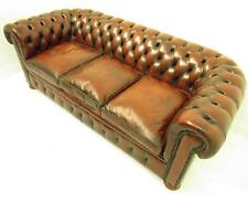 Leather Art Moderne Antique Sofas & Chaises