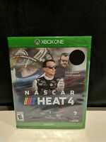 NASCAR Heat 4. Xbox One. Complete. Racing. Factory Sealed. Free Shipping