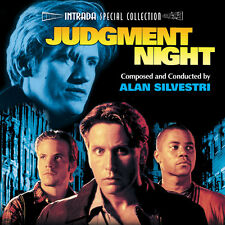 Judgment Night - Complete Score - Limited 2000 - OOP - Alan Silvestri