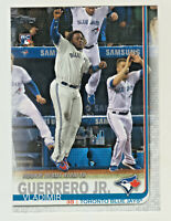 2019 Topps Update #US62 VLADIMIR GUERRERO JR RC Rookie Blue Jays QTY AVAILABLE