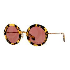 Miu Miu Noir MU13NS 7S00A0 occhiali da sole havana sunglasses sonnebrille donna