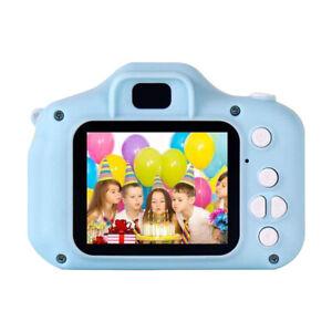 2zoll Kinderkamera Digitalkamera HD 1080p Kam für Kinder Geschenke + 32 GB Karte