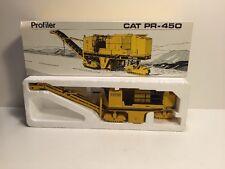 NZG Germany # 299 CAT PR-450 PROFILER 1/50 DIECAST, PAC-MAN LOGO NIB