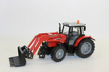 Siku 3653 MF Massey Tracteur avec Fourches chargeur frontal 1:32