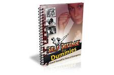 Self Defense For Dummies Protect Fight ebook-pdf book kindle FREE e-mail/Ship