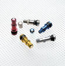 Richbrook bolt en roue/pneus valves aluminium boulon en titane ensemble de 4