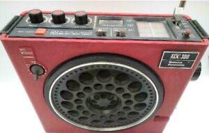 RADIO National PANASONIC GX 300 Rossa