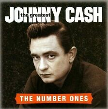 Johnny Cash Country Numbered Music CDs & DVDs