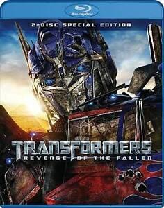 Transformers: Revenge of the Fallen (Blu-ray Disc, 2009, 2-Disc Set, Special Edi