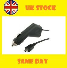 MICRO USB CAR CHARGER FOR HTC DESIRE S HD INCREDIBLE S