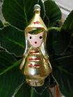 old Russian christmas toy glass vintage soviet USSR Budenovets boy soldiers