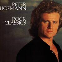 PETER HOFFMANN - ROCK CLASSICS  CD  10 TRACKS ROCK & POP  NEU