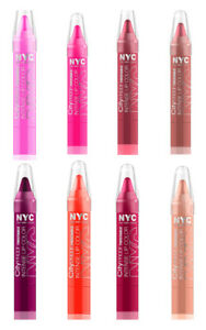 New NYC City Proof Twistable Intense Lip Color Crayon - Choose Shade! (Sealed)