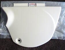 Yamaha Xt500 Side Cover RH RARE Vintage White 4r9-21721-00