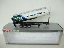 1:50 WSI WSI - HAULAGE SERVICES  TIPPING TANK TRAILER ONLY RARE!
