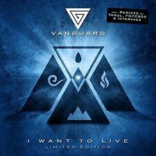 VANGUARD I Want To Live CD 2015 LTD.300