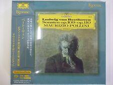 ESOTERIC SACD/CD ESSG-90150 : BEETHOVEN Piano Sonatas Nos.30, 31, 32 Pollini NIB