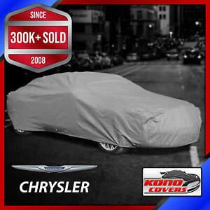 CHRYSLER [OUTDOOR] CAR COVER ✅Weatherproof ✅100% Full Warranty ✅CUSTOM ✅FIT
