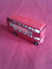 "Matchbox 5c Routemaster bus ""BP visco-static"" 1965 1/87 mint"