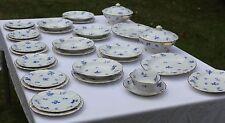 Amplias Porcelana De Limoges L bernardaud & co para Waring & Gillow servicio de cena