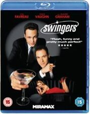 Swingers 1996 Blu-ray DVD Region 2