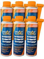 INOX DPF Diesel Ruß Partikel Filter Reiniger schnelle Anwendung DPF 6x 250 ml