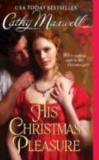 His Christmas Pleasure (Avon), Cathy Maxwell, Good Condition, Book