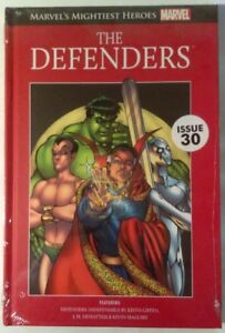 Marvel's Mightiest Heroes Graphic Novel HBack 2015 The Defenders Issue 30 Vol 48