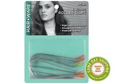 Spilo Professional Hair Ware Electric Roller Clips- Large, Medium, Small - 8ct