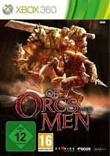 Microsoft XBOX 360 Spiel ***** Of Orcs and Men **************************NEU*NEW