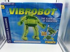 VIBROBOT The Science Of Vibration Experiment Kit , 7 Different Machines Age 8+