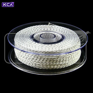 Dacron Braided Fly Line Backing, 30lb, 300yds, fly line fly rod fly reel