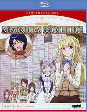 Maria Holic (Blu-ray Disc, 2014, 2-Disc Set)