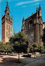 B33122 Sevilla Giralda and Oranges Courryard  spain