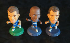 3 CORINTHIAN Micro Stars FIGURE LOT Collection Soccer Football Miniature BERLIN