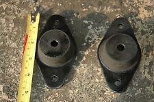 YANMAR DIESEL 3 cylinder ENGINE MOUNTING pair