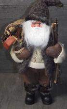 Weihnachtsmann Nikolaus Deko Weihnachten Weihnachtsdeko 30cm Nostalgie