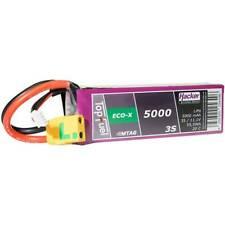 Hacker batteria ricaricabile lipo 11.1 v 5000 mah numero di celle 3 20 c